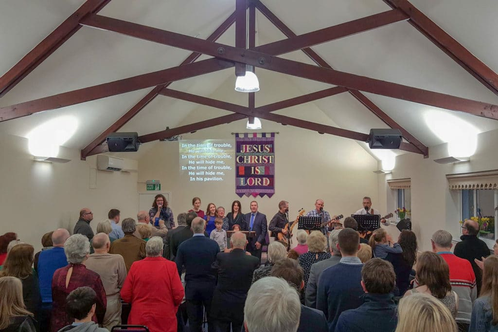 Jonathan Tink Induction as Minister of Fort William Baptist Church